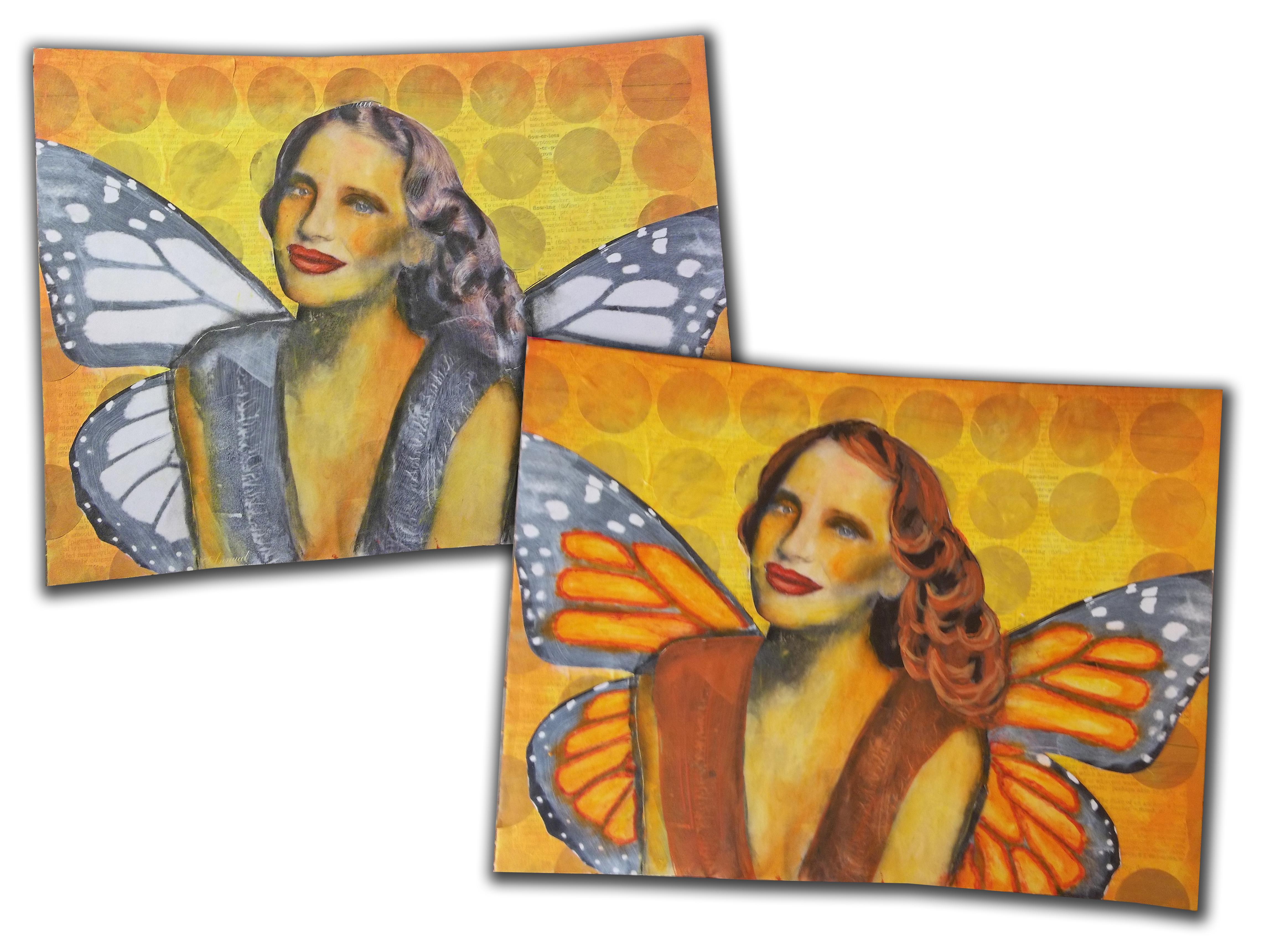 Orange Fairy Details