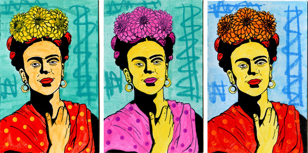 Frida Postcards