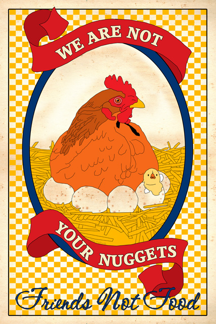 Not Your Nuggets
