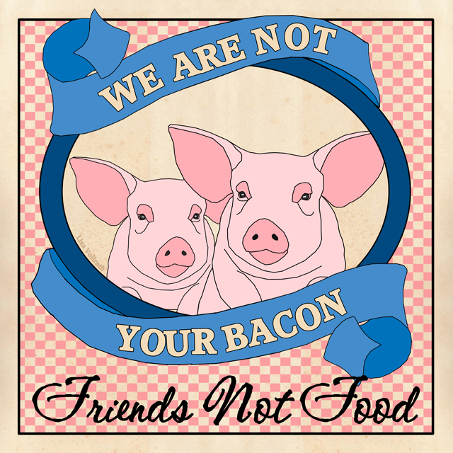 Not Your Bacon