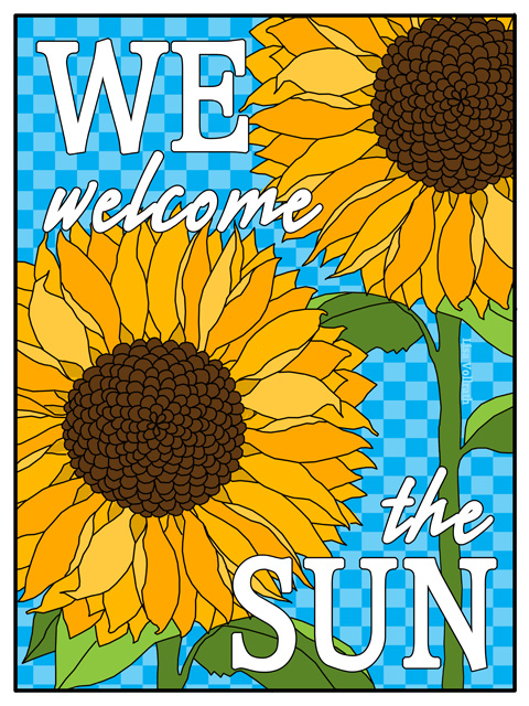 We Welcome the Sun