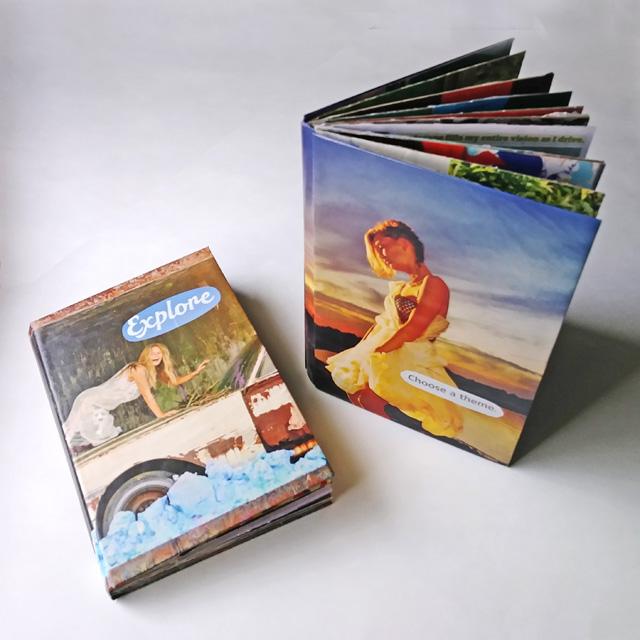 Kickstarter Gluebooks