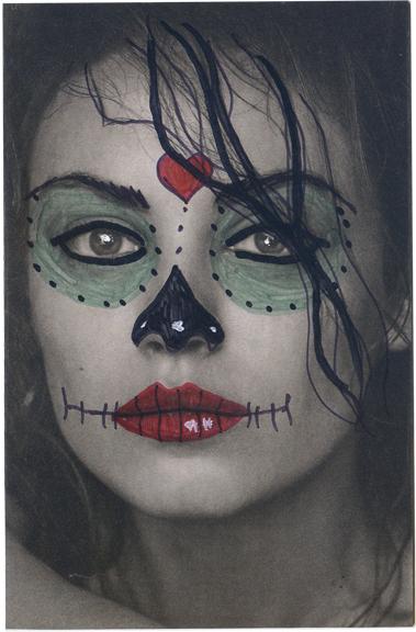 Magazine Image Postcards